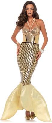Leg Avenue Women's Glimmer Mermaid Costume