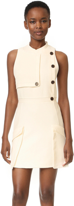camilla and marc Soft Tailoring Mini Dress $699 thestylecure.com