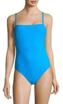 Gottex Swim Au Natural One-Piece Tank Swimsuit