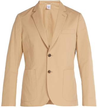 Paul Smith Single-breasted cotton jacket