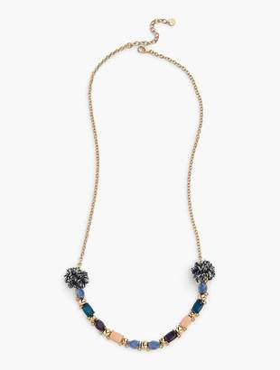 Talbots Good Jeans Long Layering Necklace