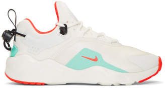 Nike White Air Huarache City Move Sneakers