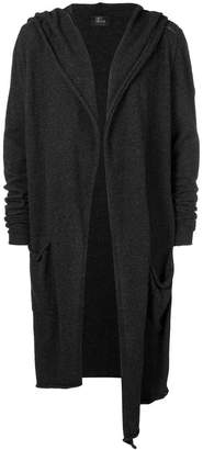 Lost & Found Rooms long hooded cardigan