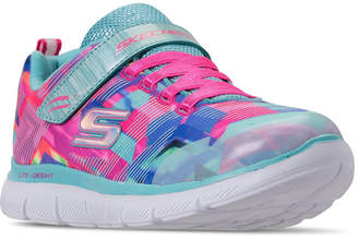 Skechers Little Girls' Skech Appeal 2.0 - Color Me Casual Sneakers from Finish Line