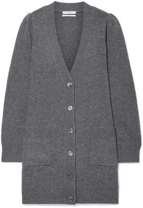 Co Wool And Cashmere-blend Cardigan