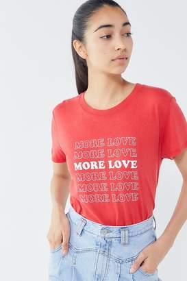 Sub Urban Riot More Love Tee