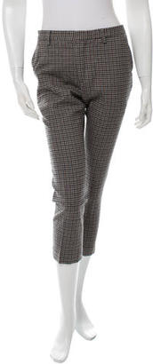 Boy. by Band of Outsiders Wool Plaid Pants $85 thestylecure.com
