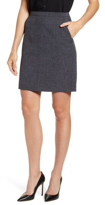 Anne Klein Antonioni Pocket Pencil Skirt