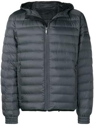 Prada zipped padded jacket