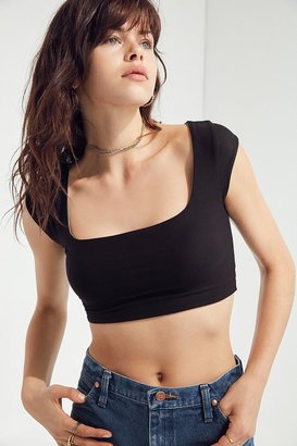 Kimchi Blue Square-Neck Cropped Top $24 thestylecure.com
