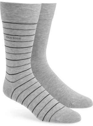 BOSS Assorted 2-Pack Socks