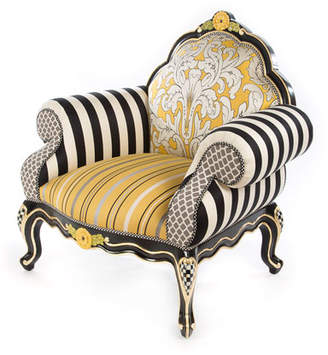 Mackenzie Childs MacKenzie-Childs Queen Bee Chair