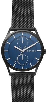 Skagen Mesh Bracelet Holst Watch, 40mm