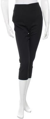 Yohji Yamamoto High-Rise Cropped Pants w/ Tags $145 thestylecure.com