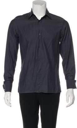 Gucci French Cuff Shirt