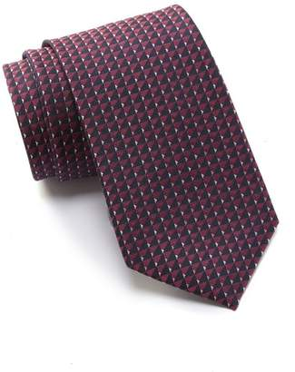 Kenneth Cole Reaction Texture Triangle Tie