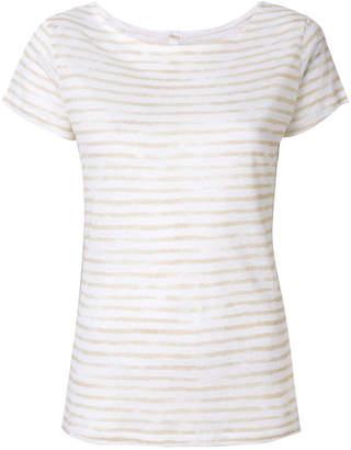 Majestic Filatures striped T-shirt