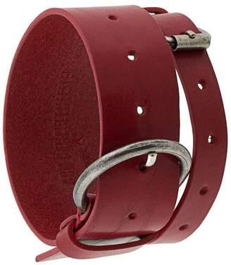 Ann Demeulemeester belt bracelet