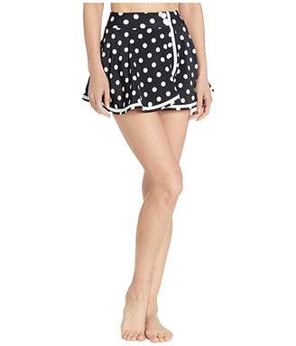 460ad151db Unique Vintage High-Waist Miranda Swim Skirt