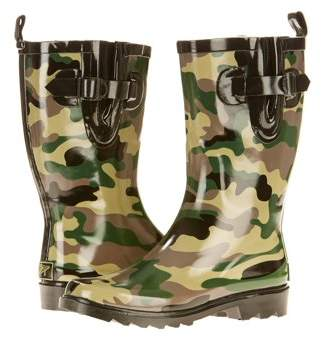 Forever Young Women's Camouflage Rain Boot