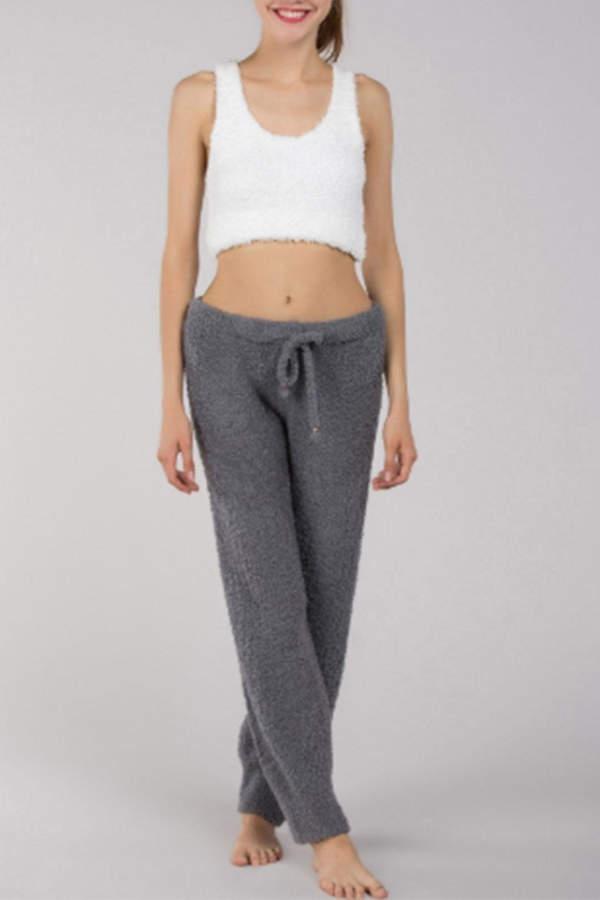 Berber-Fleece Cozy Pants