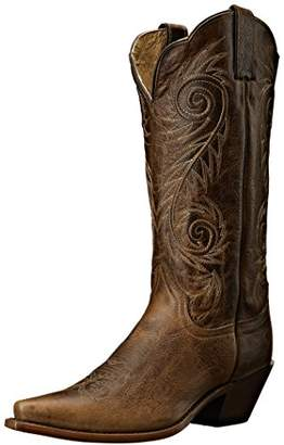 Justin Boots Women's Classic Western Boot Narrow Square Toe