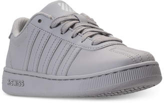 K-Swiss Little Boys' Classic Pro Casual Sneakers from Finish Line