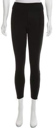 J Brand Mid-Rise Stretch Leggings