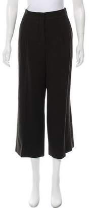 Akris Cropped High-Rise Pants w/ Tags