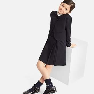 Uniqlo Girl's Collarless Jacket