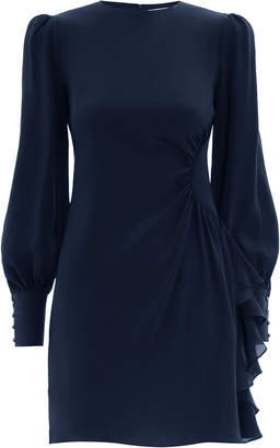 Zimmermann Asymmetric Mini Dress