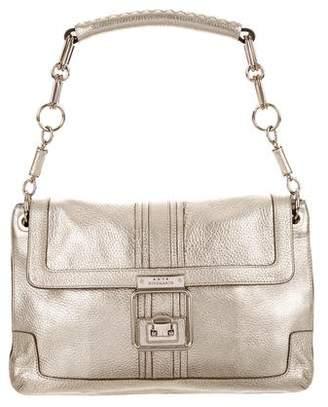 Anya Hindmarch Metallic Leather Handle Bag