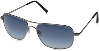 Randolph Men's Archer ARTF402-NY Square Sunglasses
