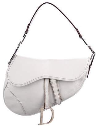 5ef5029da66e Christian Dior White Handbags - ShopStyle