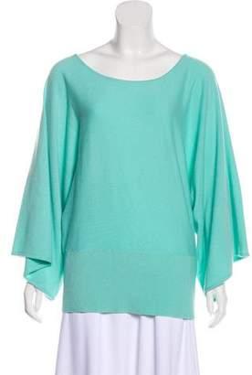 Ralph Lauren Black Label Cashmere Scoop Neck Sweater