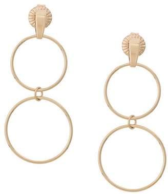 Natasha Schweitzer Triple Loop earrings
