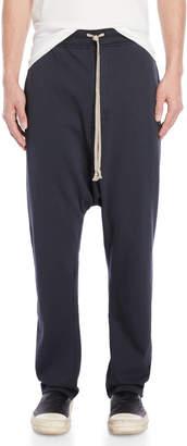 Rick Owens Drawstring Drop Crotch Pants