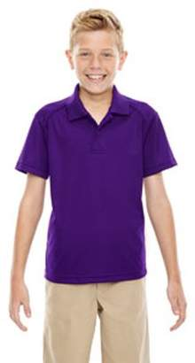 Ash City - Extreme Youth Eperformance Shield Snag Protection Short-Sleeve Polo 65108
