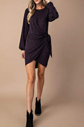 KORI AMERICA Diana Lurex Dress