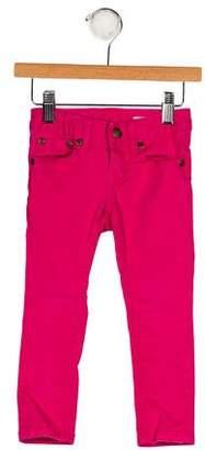 Ralph Lauren Girls' Five Pocket Pants