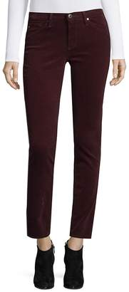 AG Adriano Goldschmied Women's Mid-Rise Cigarette Jeans