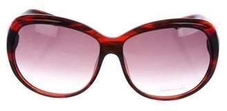 Derek Lam Emma Gradient Sunglasses