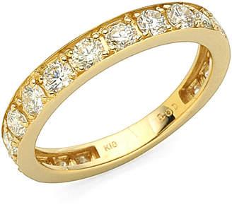 GIANTTI K18YG ダイヤモンド ピンキーリング イエローゴールド 11