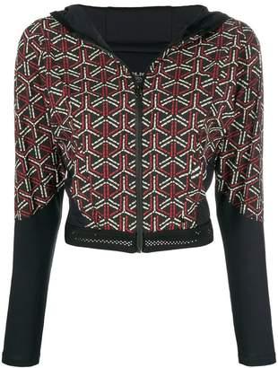 Pinko cropped stretch jacket