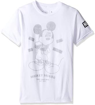 Disney x Neff Mickey Mouse Mens Short Sleeve T-Shirt