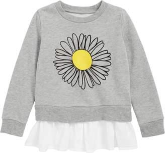 Tucker + Tate Daisy Graphic Sweatshirt
