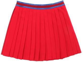 Gucci Pleated Cotton Piqué Skirt