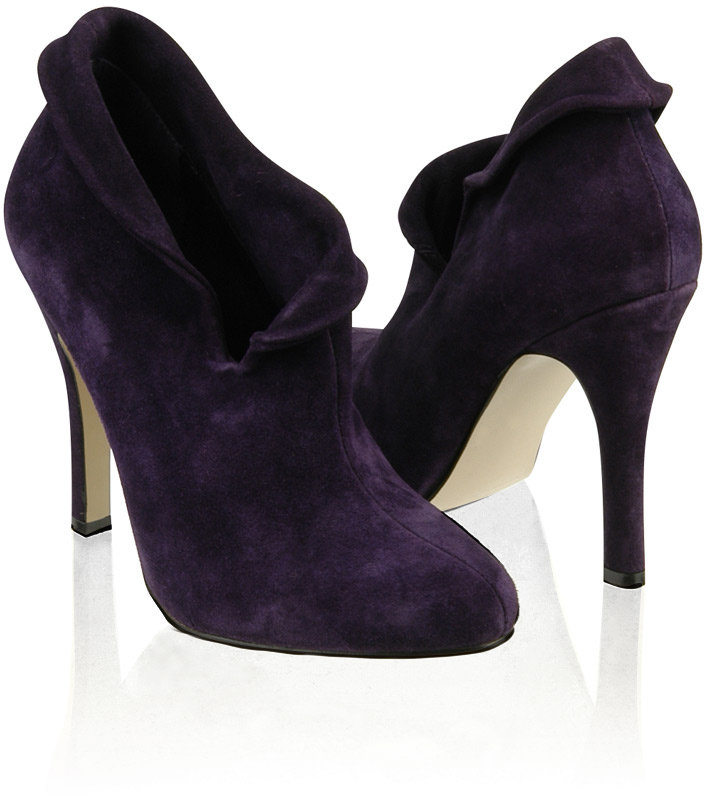 Chaz Suede Ankle Boot