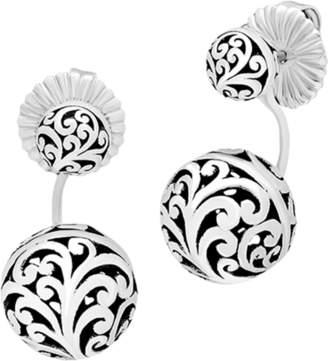 Lois Hill Bead Drop Earrings