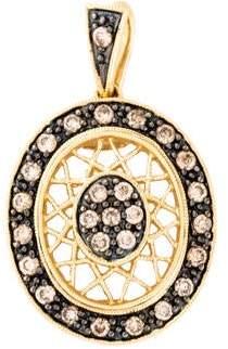 LeVian 14K Diamond Pendant